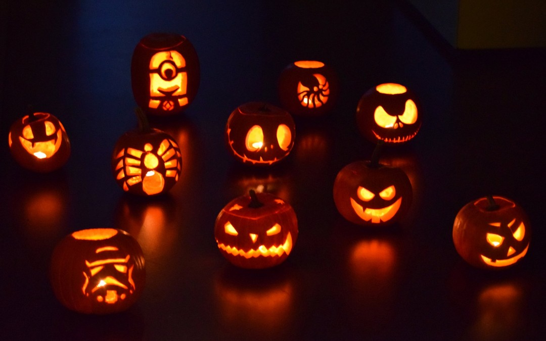 Happy Halloween from the CSL group!