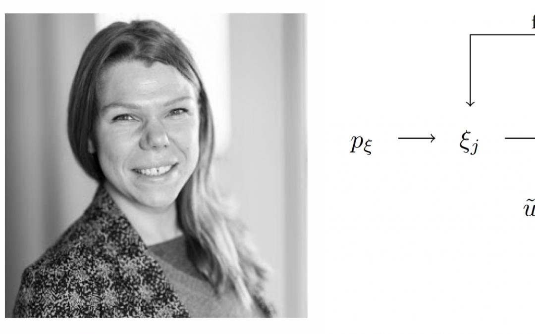 Semi-intrusive Uncertainty Propagation for multiscale models
