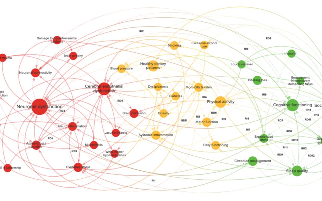 Mapping the multicausality of Alzheimer's disease through group model building